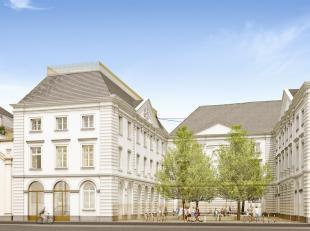 Het meest in het oog springende gedeelte van het project Academie is ongetwijfeld de renovatie van de oude kunstacademie. Het beschermde gebouw bepaal