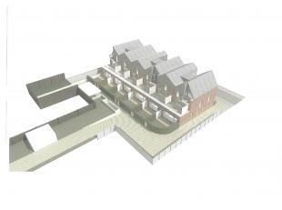 Te koop Ename : Stijlvolle appartementen met terras of tuin te koop in Ename (Oudenaarde). Dit mooie nieuwbouwproject omvat 18 moderne appartementen w
