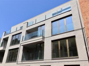 Nieuwbouwappartement te huur in centrum Gent met topverbinding naar autosnelweg. Dit nieuwbouwappartement met 2 slaapkamers is momenteel in afwerking.