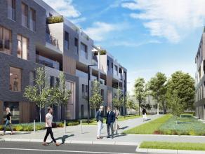 TE KOOP Gent: Prachtige nieuwbouw woningen met terrassen en parkzicht te koop in Gent. Dit project is gelegen in het centrum van Gent en elke nieuwbou