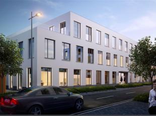 Nieuwbouwkantoren met parkeerplaatsen te koop/ te huur te Gent, Toemaattragel en Foreestelaan, nabij UZ Het project FORUM wordt ontwikkeld op een voor