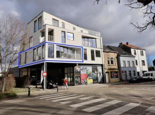 Te huur : Prachtig nieuwbouwappartement te huur met terras (zuidelijk gericht).<br /> Dit mooie appartement bevat een ruime leefruimte met open keuken