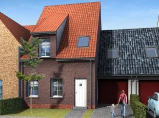 TE KOOP Nieuwbouw woningen met terras en tuin te koop in Oosterzele. Dit nieuwbouwproject wordt in fases gebouwd en afgewerkt in landelijke stijl. <br