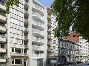 Nieuwbouw appartementen te koop te Gent-centrum. Deze nieuw te bouwen, kleine residentie, heeft een moderne, tijdloze strakke look. Zeer centraal gele