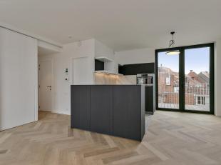 """Te koop : Kleinschalig nieuwbouw project """"The Corner House"""" nabij het Miljoenenkwartier in Gent. Dit stijlvol project met de signatuur van CAAN Archit"""