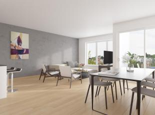 """Nieuwbouwproject , genaamd residentie """"Lucus"""", bestaande uit 33 nieuwbouwappartementen te koop te Gent. Gelegen op een zeer leuke locatie, nabij St. J"""