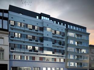 """Te koop te Gent : Een individuele handelszaak (casco) te koop in Gent in het renovatieproject """"Paul Stevens"""" aanpalende aan het renovatieproject Bijlo"""