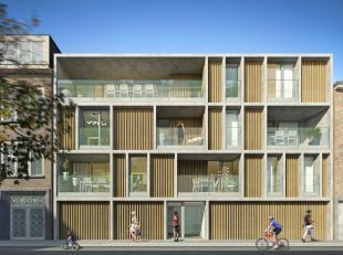 Te koop : nieuw te bouwen opbrengsteigendom, gelegen op een toplocatie te Gent, nabij het Sint-Pieters-Station, op wandelafstand van het centrum, alle