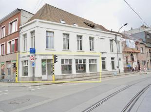 Te koop in Gent : In dit handelsgelijklvoers heeft u de mogelijkheid om op een goede locatie te Gent een mooie handelsactiviteit (geen horeca) of kant
