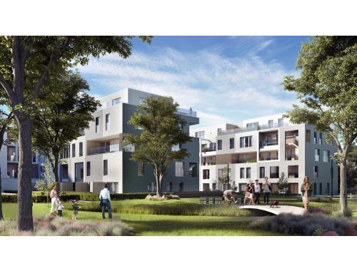 Appartement à vendre à Gent, € 310.000