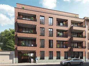 Dit 2 slaapkamer nieuwbouwappartement op het gelijkvloers heeft een bewoonbare oppervlakte van 88.5 m², een tuin met terras van 23 m². Het a