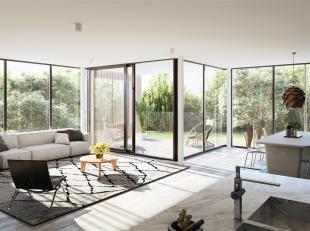 Dit luxueuze 2 slaapkamer appartement beschikt over een ruime bewoonbare oppervlakte van 127 m². Bovendien kan u genieten van raamhoge partijen d