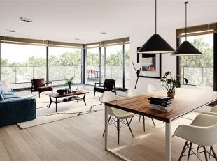 Dit lichte 3 slaapkamer nieuwbouwappartement op de 3e verdieping heeft een bewoonbare oppervlakte van 138 m² en een ruim terras van maar liefst 1