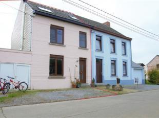 SOUS OPTION!!! Dans le village d' Ernage avec une vue imprenable sur les champs, nous vous proposons cette maison 3 façades sur 6 ares 86 orien