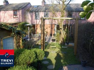 LOUVAIN-LA-NEUVE, lotissement du BIEREAU, très belle maison 2 façades avec superbe petit jardin à faire pâlir de jalousie l