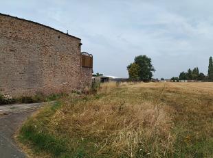Un terrain à bâtir pour une maison semi-ouverte sur un terrain de 6977m². Sur cette superficie, 650 m² (1 000 m³) peuvent