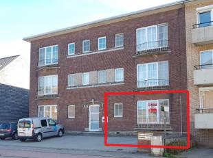Dit quasi instapklare, gelijkvloerse appartement werd de laatste jaren reeds grondig onder handen genomen. De keuken en de badkamer werden vernieuwd,