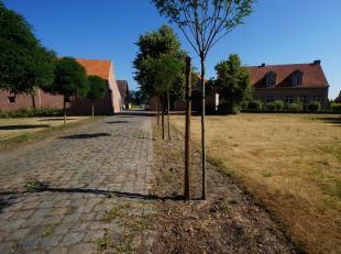 Deze recent gerenoveerde hoeve is gelegen te Oud-Turnhout en is zeer makkelijk te bereiken via de E34. De hoeve biedt langs achter een open zicht op d