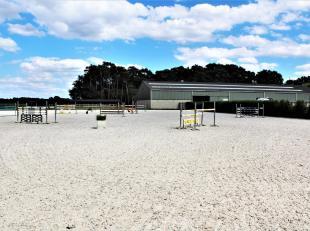 De gemeente Haacht herbergt deze professionele paardenaccommodatie, centraal gelegen tussen Brussel, Antwerpen en Leuven, en makkelijk bereikbaar via