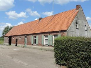 Te renoveren boerderij met paardenstallen op ca. 94a te Bocholt<br /> Deze boerderij met veel potentieel is gelegen in Bocholt. Het is de ideale uitva