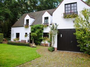 Deze rustig gelegen woning bevindt zich in een rustige omgeving met op wandelafstand een manege.<br /> De eigendom gelegen te Schilde biedt een ruime