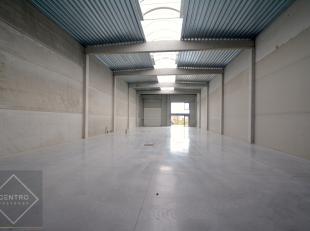 Benaderende Opp: (Unit 17): 444,53 m2Ook andere oppervlaktes te verkrijgen!AFWERKING:- Zeer degelijke betonnen constructie met volledige overspanning