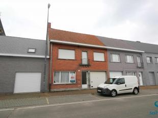 Maison à vendre                     à 9931 Oostwinkel