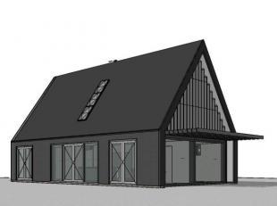 Nieuw te bouwenloft villa project= geselecteerde bouwgrond met een BEN E30 nieuwbouw, die nog volledig volgens uw wensen kan aangepast worden. Uit te