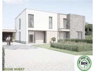 Totaalprijs excl. kosten, bouwgrond + nieuwbouw volledig afgewerkt. = 392.500<br /> Grootte Bouwgrond, Type BEN woning / Gevelbreedte/ bouwdiepte : 1.