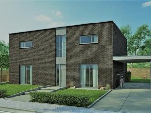 Nieuwbouwproject te Zandhoven. Project = bouwperceel + nieuwbouw (sleutel op de deur)<br /> Perceel bouwgrond van 515,57m² gelegen in rustige en