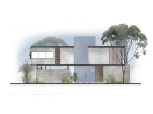 Project: Nieuw te bouwen energiezuinige design villa(E20) + bouwgrond<br /> Gebouwd met de innovatieve Light Gauge Steel bouwmethode, met de allernieu