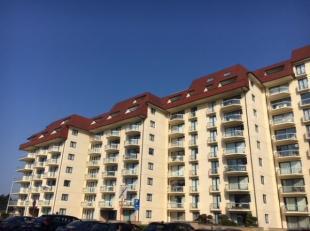 Prachtig appartement te koop met 1 aparte slaapkamer en grote slaaphoek in Residentie Zonnewende, deel uitmakende van het volledig vernieuwde Complex