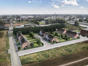 Exclusieve verkoop van een kleinschalig project  van 18 klassevolle BEN-woningen met een energiepeil van 30  ! <br /> <br /> Iedere woning ligt op een