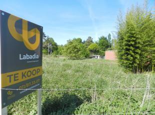 Bouwgrond te koop, geschikt voor een halfopen bebouwing. De bouwgrond heeft een oppervlakte van 7a 89ca en is gelegen in Hasselt, Kermt.<br /> Stedenb
