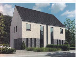 Nieuwbouwwoningen voor half open bebouwing in 2020 op landelijke ligging en toch in de nabijheid van Balen-Centrum <br /> Lastenboek met volledige be
