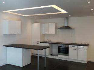 Très bel appartement à louer, récent et moderne, se compose d'un hall d'entrée, grande pièce de vie ouverte sur la