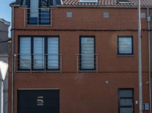 La Louvière Ref 1556Faire offre APD 130.000euroSitué dans un immeuble de construction récente (2011) cet appartement moderne est