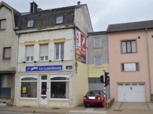 Faire offre à partir de 180000 euros .. Commerce + appartement situé à proximité de l'avenue de Longwy? ce commerce offre