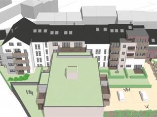 """!!! OFFRE PROMOTIONNELLE !!!  """"Résidence Goffinet""""Nous vous proposons cet appartement 2 Chambres au rez-de-chaussée avec terrasse dans u"""
