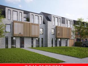 Dit nieuwbouwappartement bevindt zich op de gelijkvloerse verdieping in het moderne landelijk gelegen project THE ASTRID. Het biedt een ruime en licht