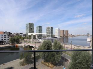 Prachtig appartement op unieke locatie!<br /> Midden op het Eilandje ligt dit appartement op de 4e verdieping aan de nieuwe Londenbrug en Kattendijkdo