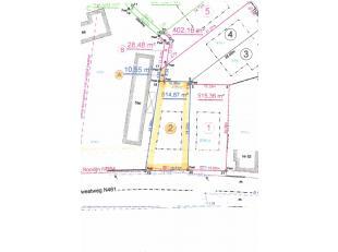 Perceel bouwgrond voor open bebouwing<br /> Perceel bouwgrond voor open bebouwing.<br /> Landelijk gelegen te Zomergem, Nekke (tussen huisnummers 52 e