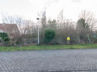 ALKEN  Reigerlaan , Alken   Uitstekend gelegen en ruime bouwgrond<br /> Reigerlaan, 3570 Alken<br /> Het betreft hier de bouwgrond voor open bebouwing