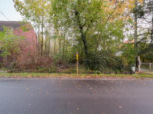 MOOI EN RUSTIG GELEGEN GROND<br /> Een mooi en rustig gelegen perceel grond te Brasschaat aan Werverbos, nabij het antitankkanaal, gelegen volgens het