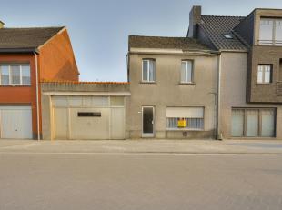 OP TE FRISSEN WONING<br /> Een woonhuis, gekad. sec. G, nr. 217/D P0000, opp. 250 m², Art. 7 Zone vr wonen langs Dorp, Bulestr. & Tramstr. RU