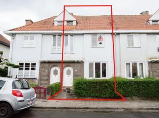 WONING UNITASWIJK<br /> Een goedgelegen woning te Antwerpen-Deurne, Oudedonklaan 109, kad. 11346 Antw. 32e afd./Deurne 6e afd., sectie B, nr. 590 Y2 P