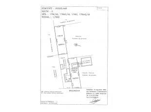 Een perceel grond bestemd voor woningbouw met een oppervlakte van 504 m2. De kavel heeft een straatbreedte van 12 meter en een diepte van 42 meter.<br