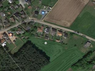 Een perceel bouwland met een oppervlakte van 24a 54ca. Ter streke gekend 'Den Biezenhoek'. Perceel gelegen Biezenhoek te Poederlee achter de woningen