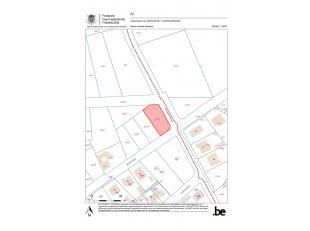 """BOUWGROND TE KASTERLEE.<br /> Een perceel bouwgrond lot 103, met een totale oppervlakte van 748 m2, is rustig gelegen in de verkaveling """"Ter Hulst"""" te"""