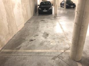 Garage te huur                     in 1000 Brussel